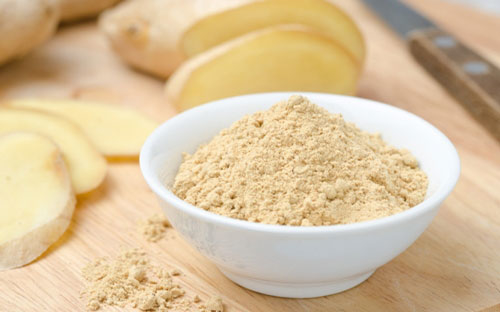Ginger Flakes-Ginger Powder